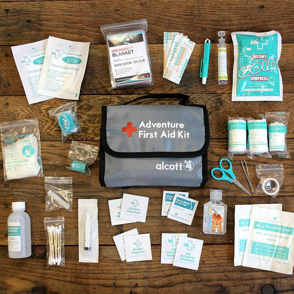 Explorer First Aid Kit - alcott  - 2