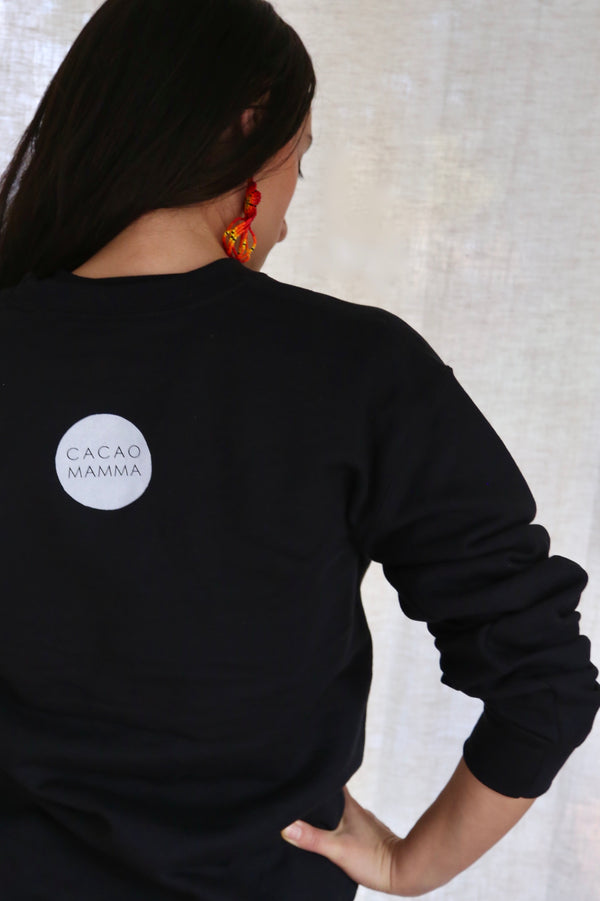 Cacao Mamma - Listen to the Plants Sweatshirt