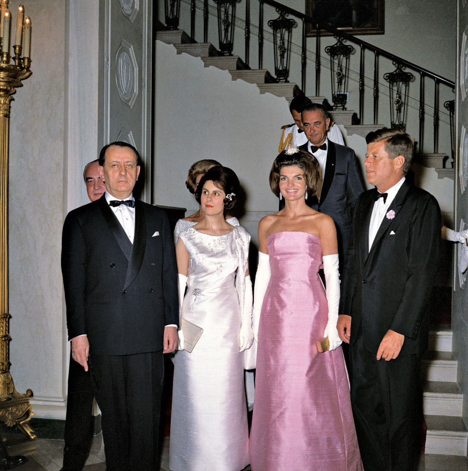 "The ""Jackie Look"": Fashioning the First Lady's Image"