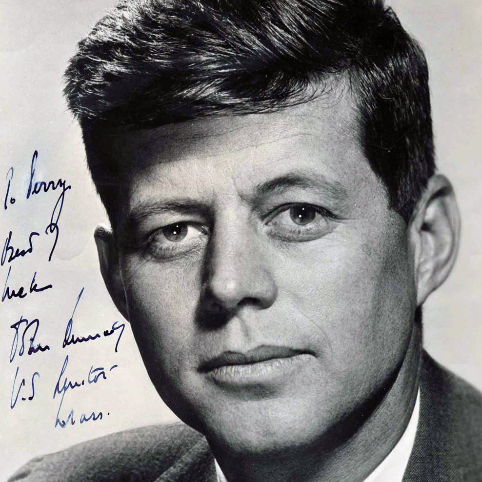 Authenticating John F. Kennedy by UA Founder John Reznikoff (Part 1)
