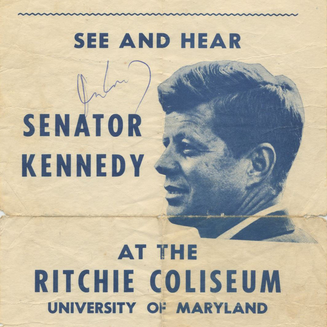 Authenticating John F. Kennedy by UA Founder John Reznikoff (Part 2)