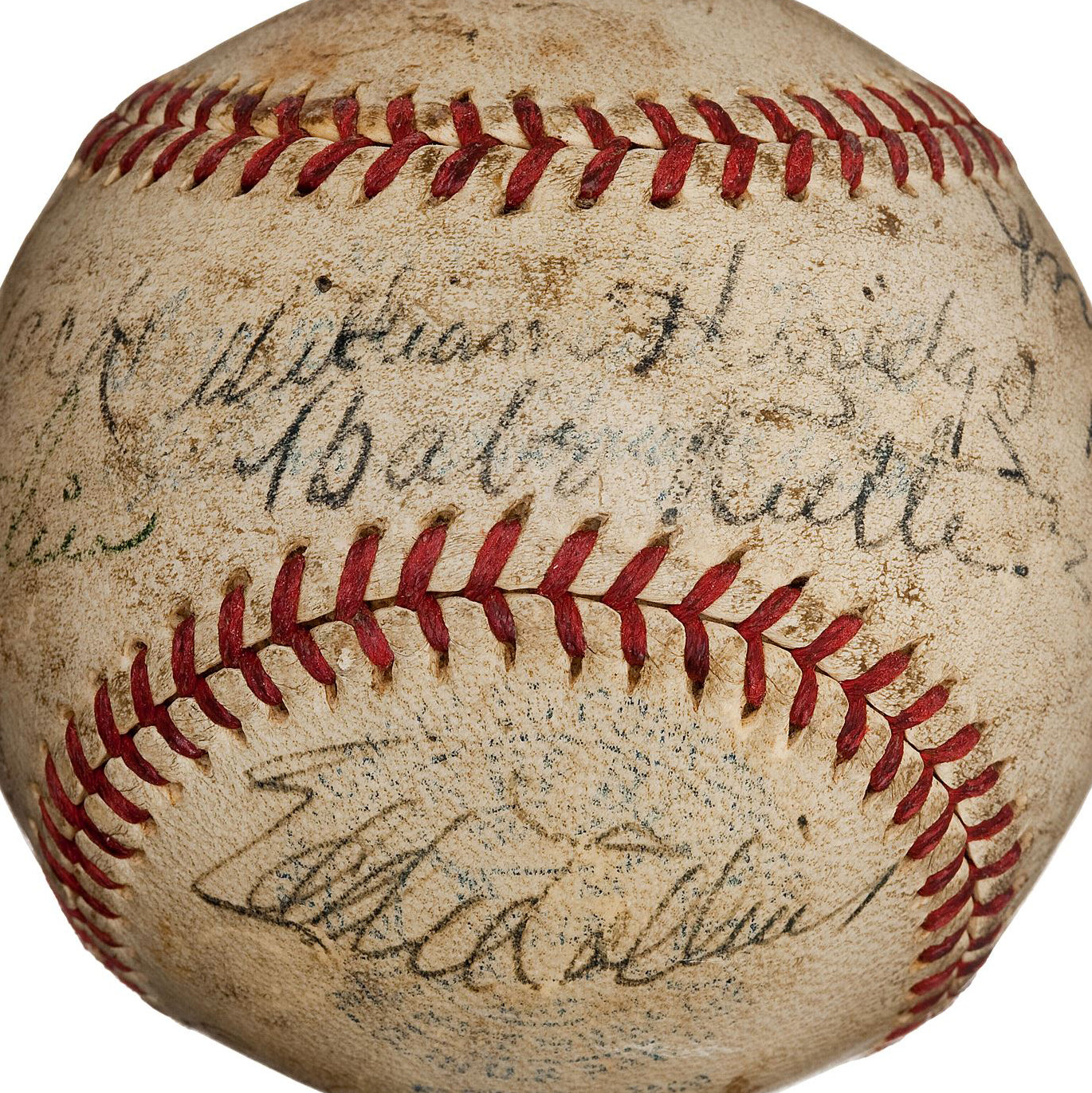 Not Just History, UA Offers Also Rare Autographs and Artifacts From Icons of Sport