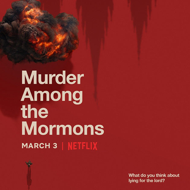"John Reznikoff is a Featured Contributor in Netflix docuseries ""Murder Among the Mormons: The Salamander Letter"""