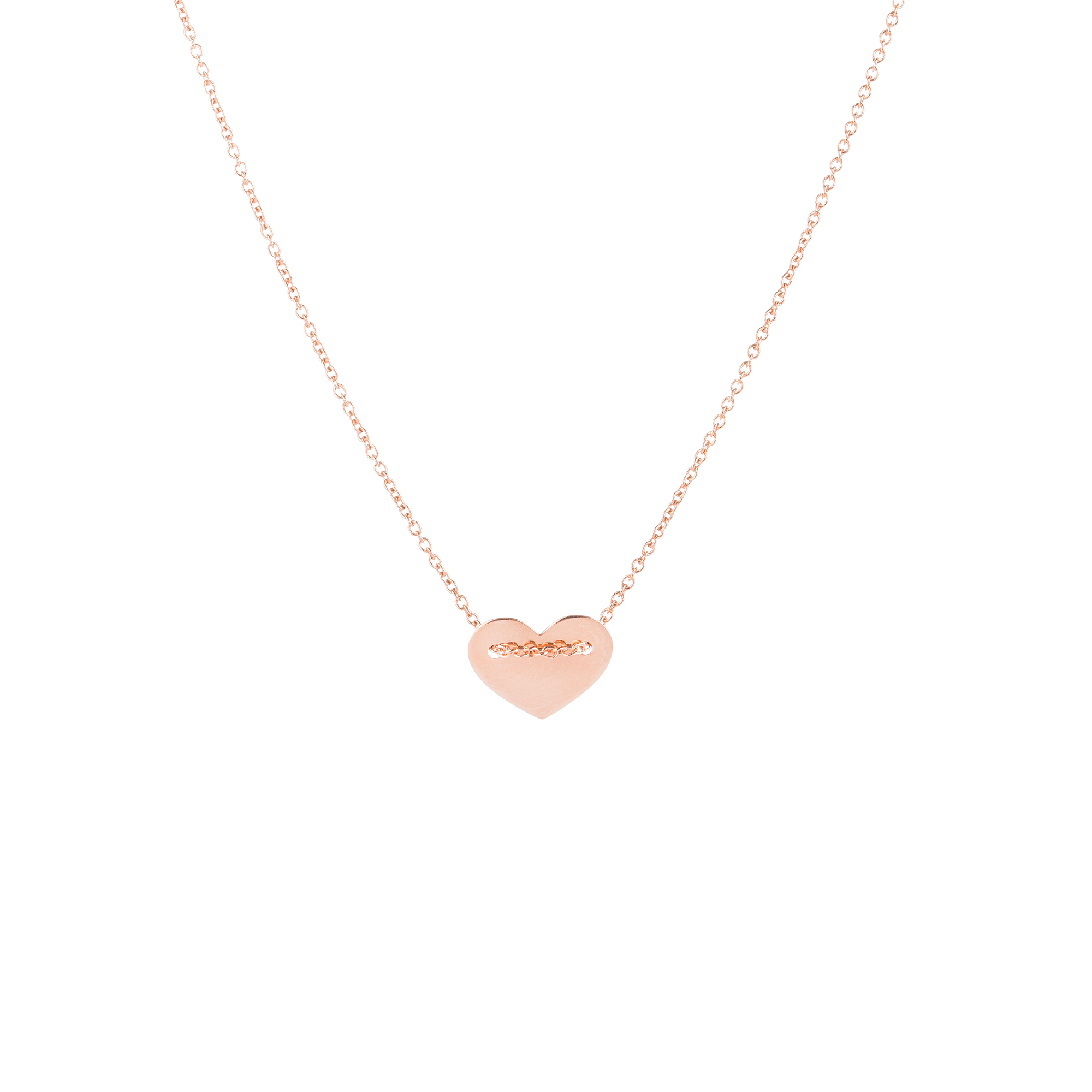 Necklace BIG HEART