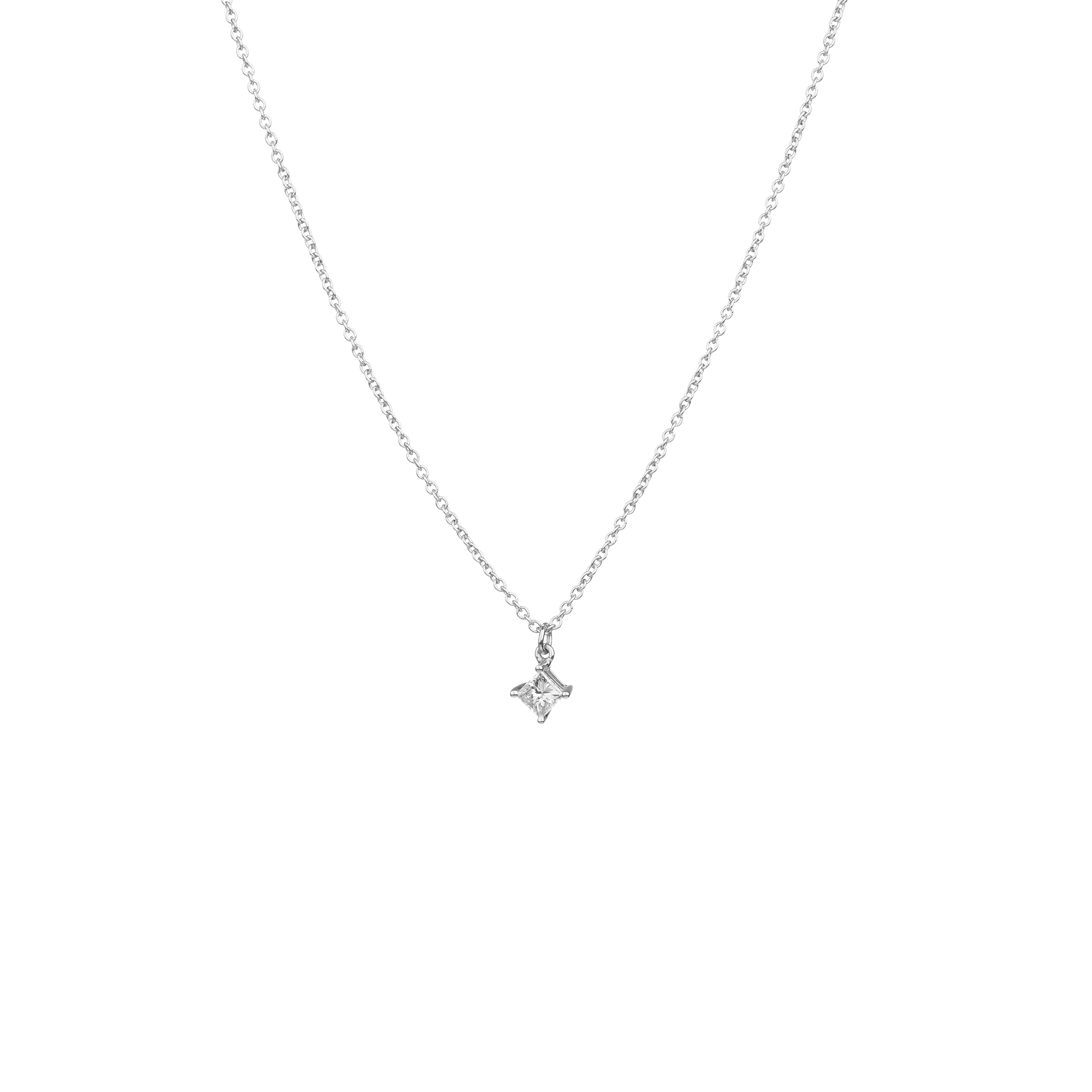 Necklace SOLITAIRE