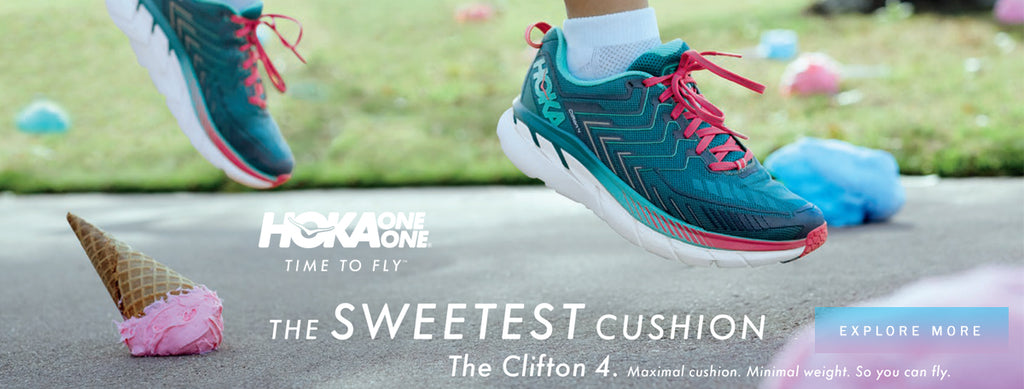 best website 8f907 08a70 Hoka One One Clifton 4 – PACE ATHLETIC