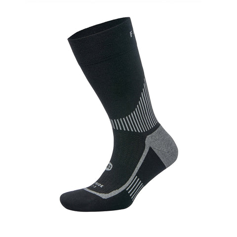 Falke Stride Crew Sock - Black