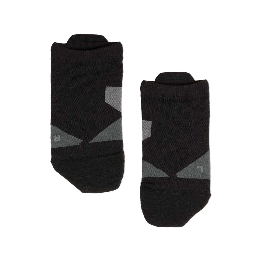 On Running Low Sock - Black / Shadow