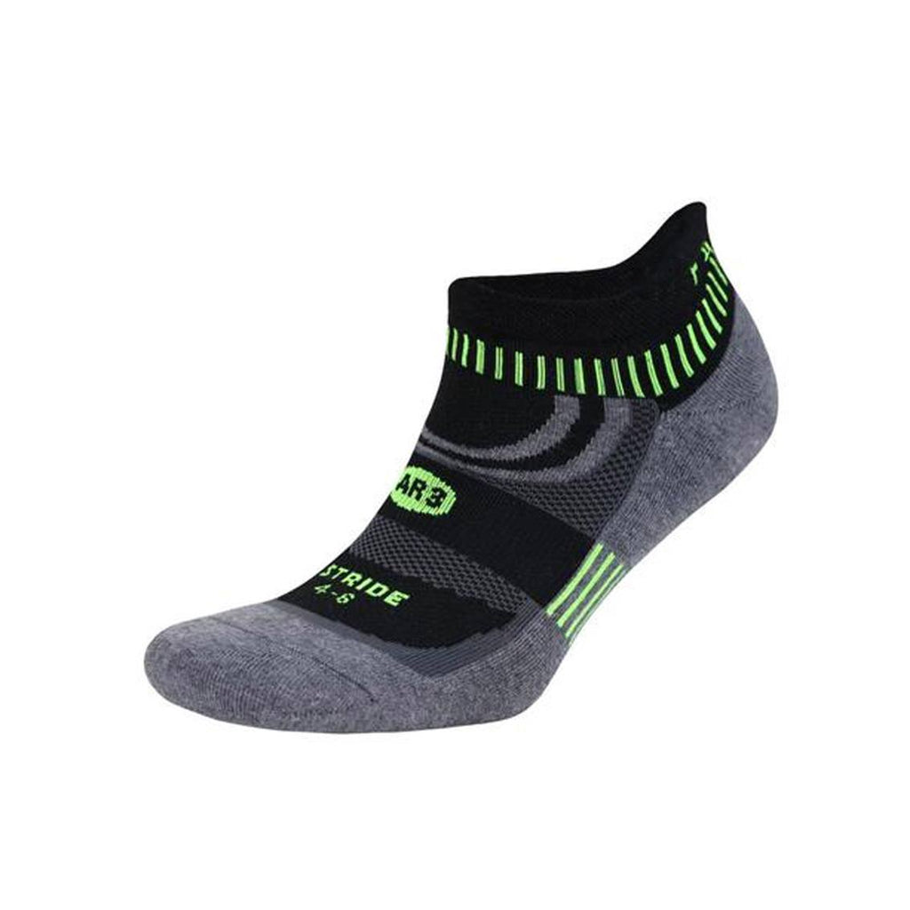 Falke Hidden Stride Sock - Black / Grey