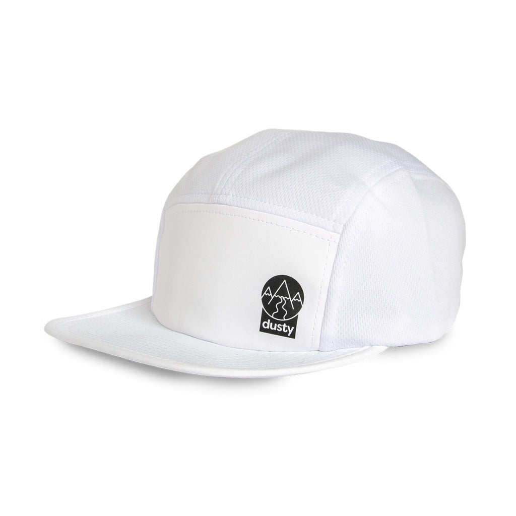 Dusty Trails 5 Panel - White
