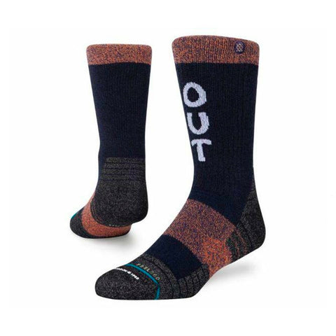 Stance Adventure Sock - 'Trip Out' by Cody Hudson
