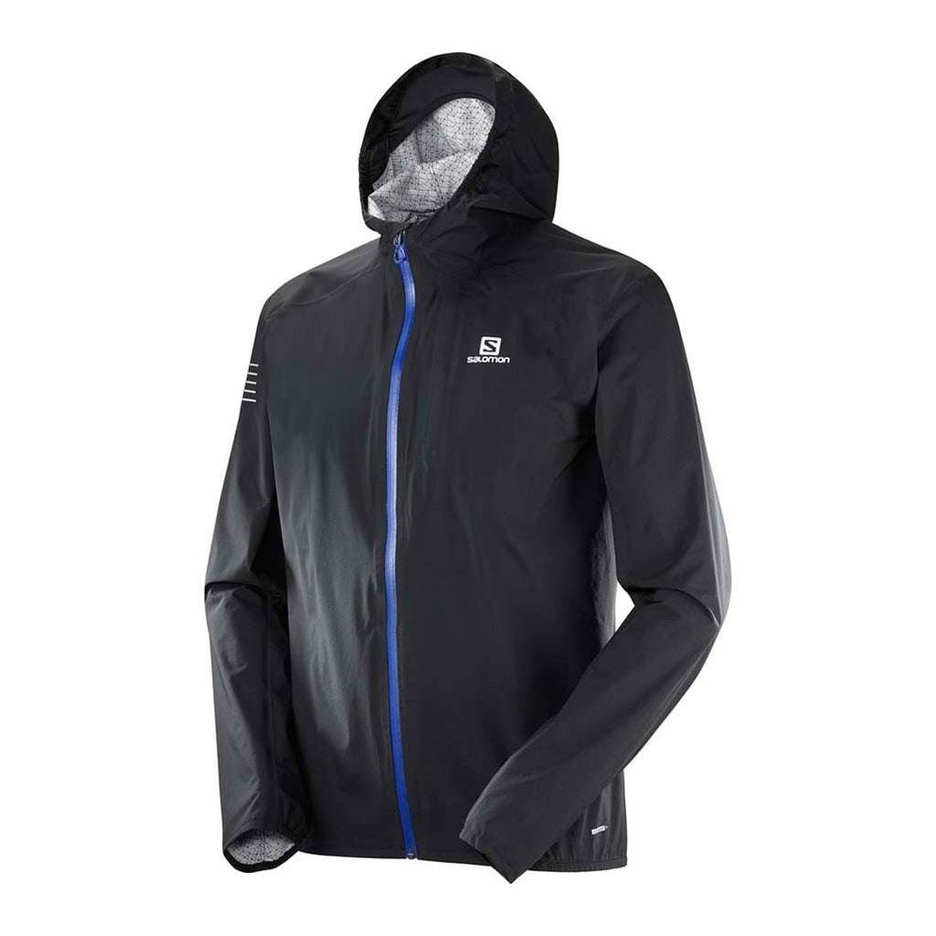 Mens Salomon Bonatti WP Jacket SS18 - Black