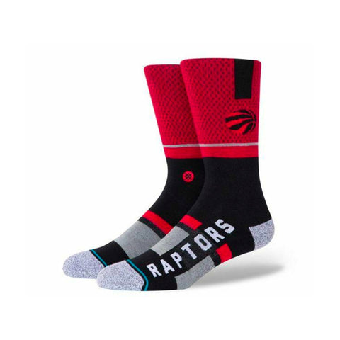 Stance Shortcut 2 Sock - Toronto Raptors