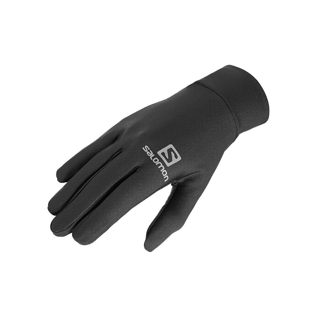 Salomon Agile Warm Glove Unisex FW17 - Black