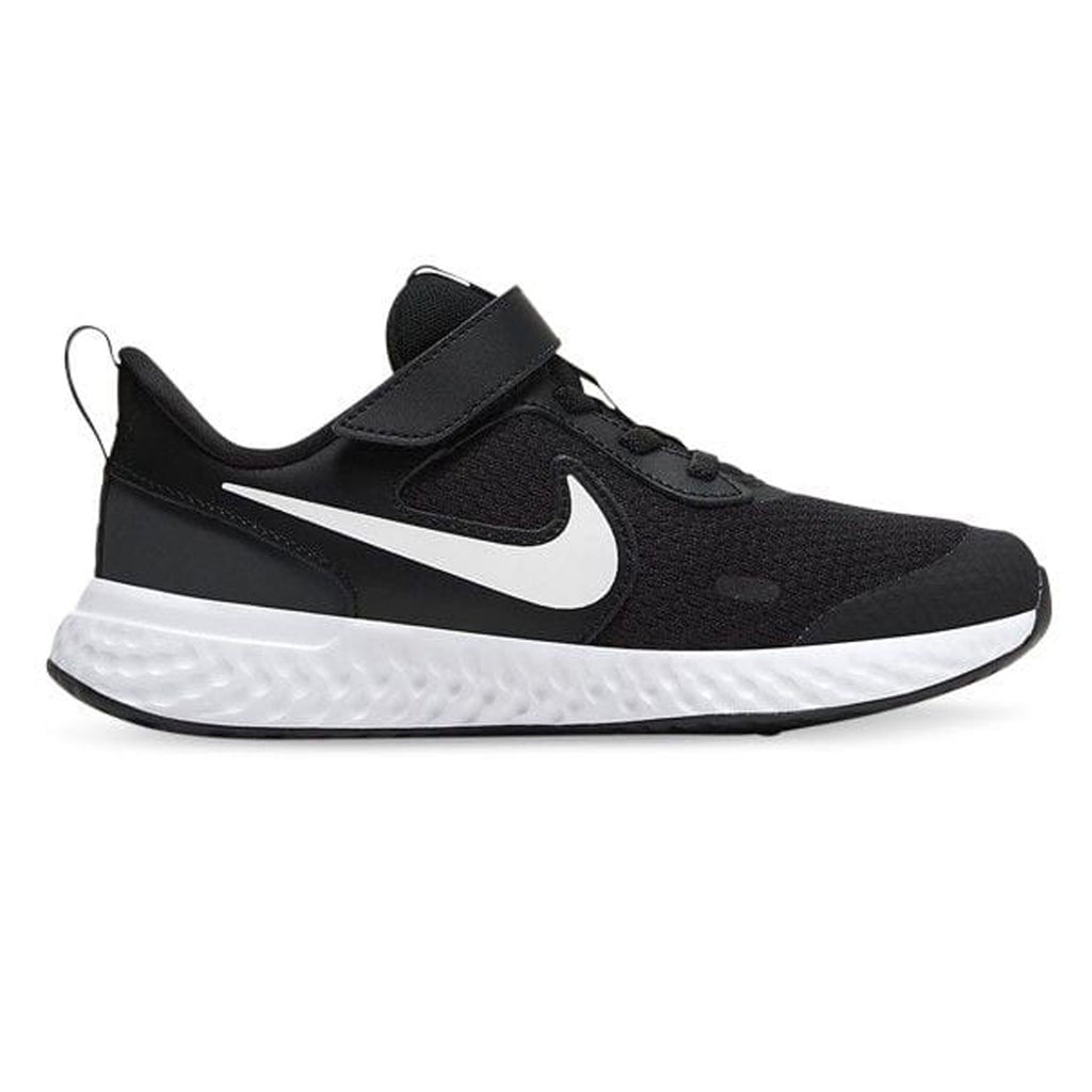 Kids Nike Revolution 5 (PSV) - Black / White / Anthracite