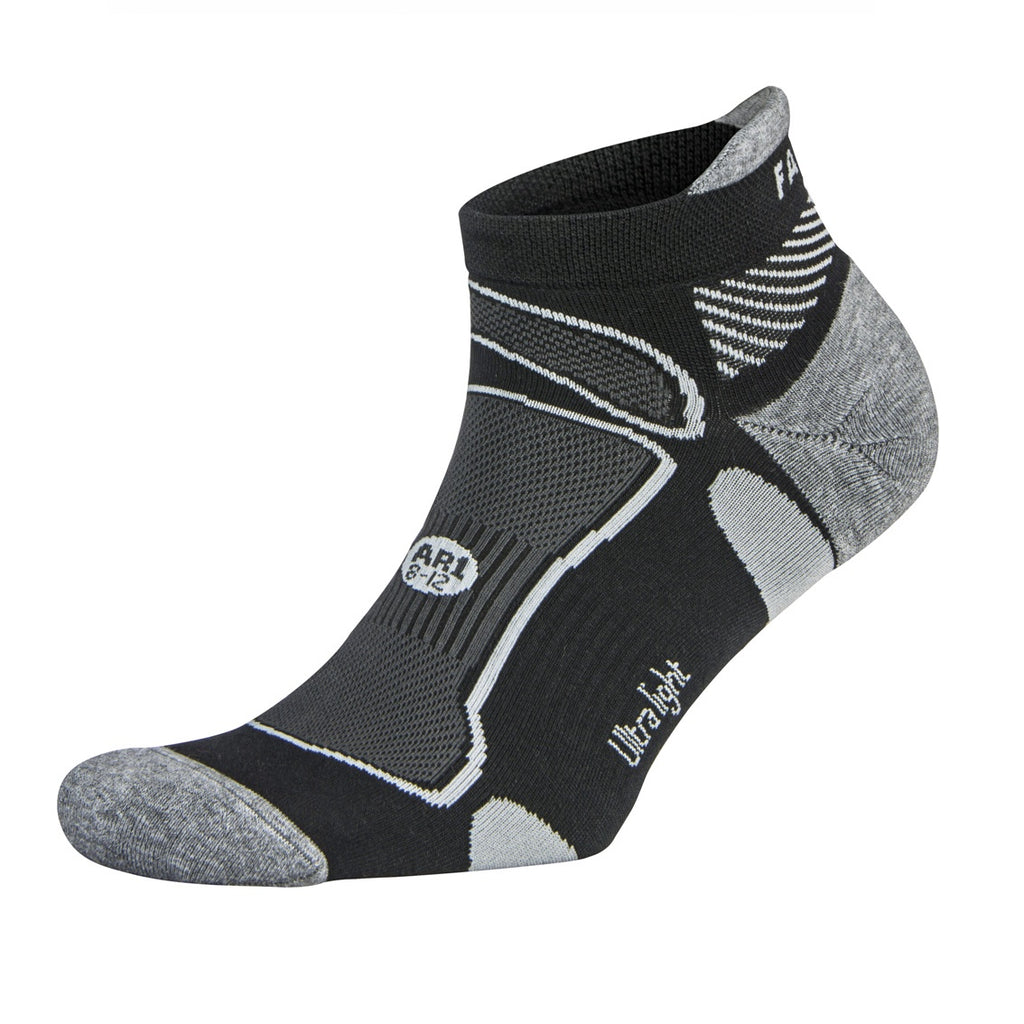 Falke Hidden Ultralight - Black / Grey