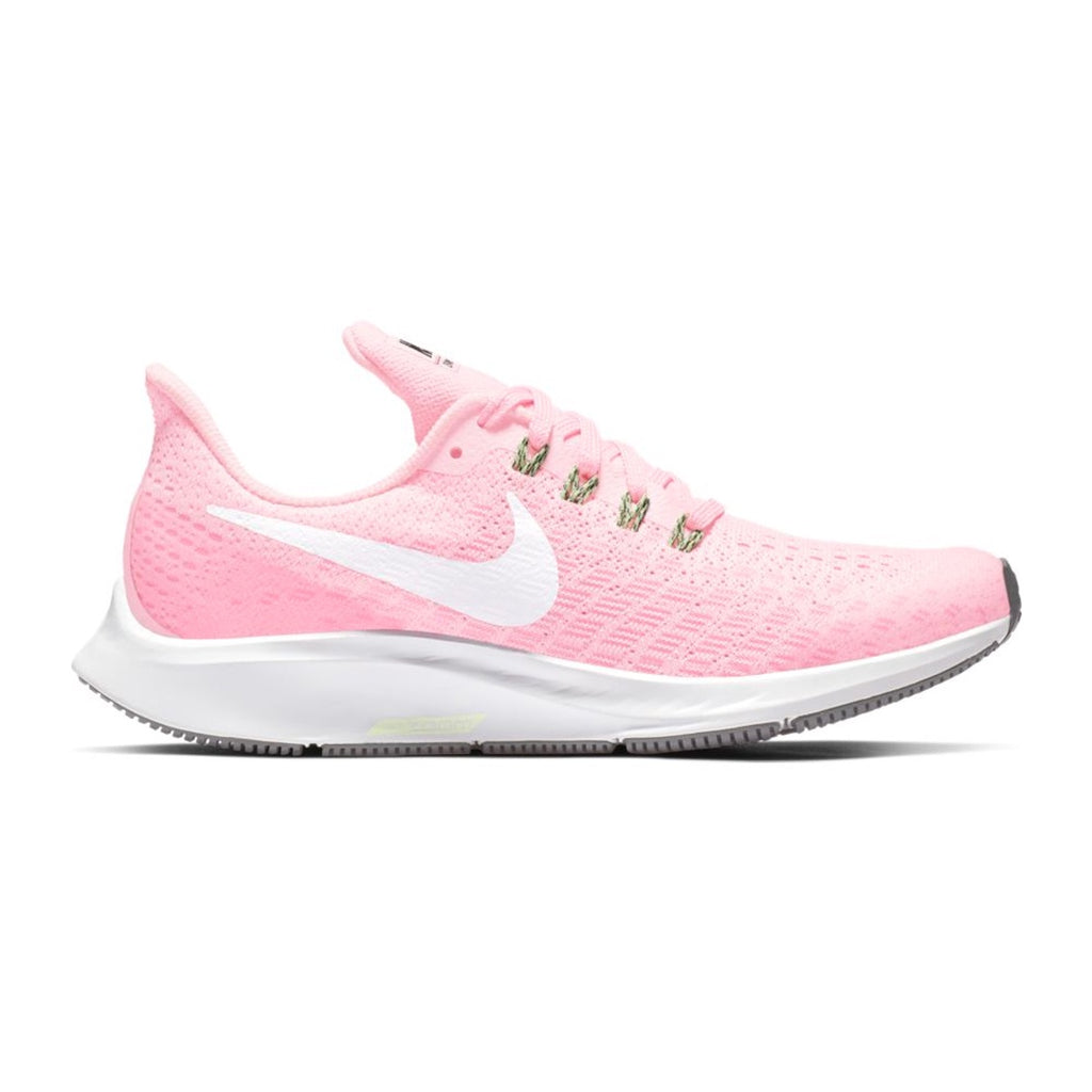 more photos b279c 59cfa KIDS NIKE ZOOM PEGASUS 35 (GS) - Pink Foam / White-Pink Rise