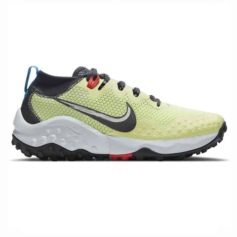 Women's Nike Wildhorse 7 - Limelight / Off Noir / Laser Blue