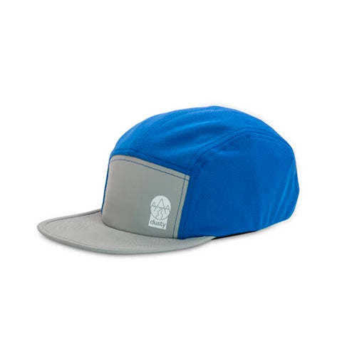 Dusty Trails 5 Panel - Blue / Grey
