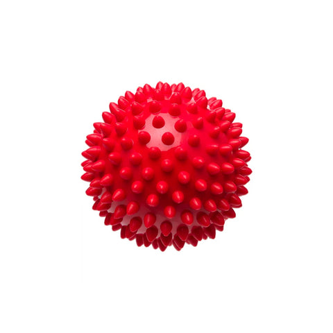 Protec Athletic Spiky Massage Ball - Red