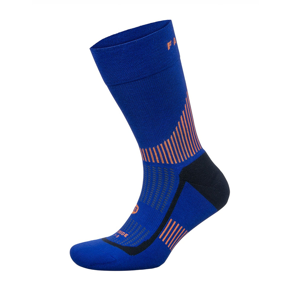 Falke Stride Crew Sock - Neon Blue