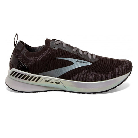 Men's Brooks Bedlam 3 - Black / Blackened Pearl