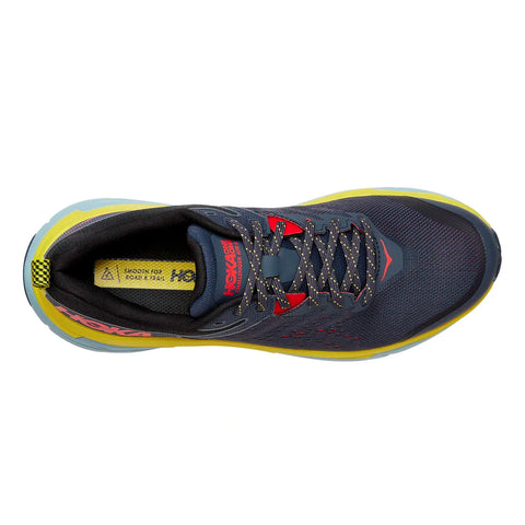 Mens Hoka Challenger ATR 6 - Ombre Blue / Green Sheen