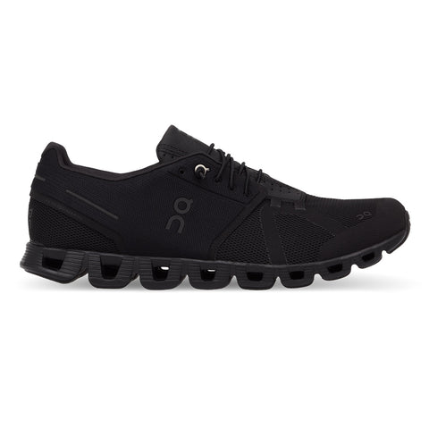 Mens On Cloud - Black / Black