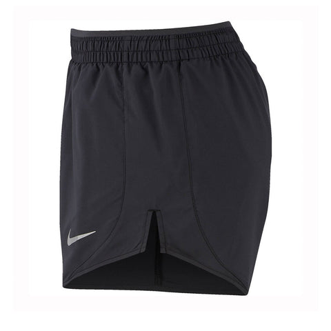 "Womens Nike Tempo Luxe 3"" short - Black"