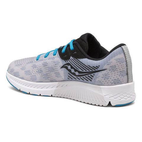 Kids Saucony Guide 14 - Grey / Blue / Black