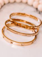 Bella  Bangle Bracelet