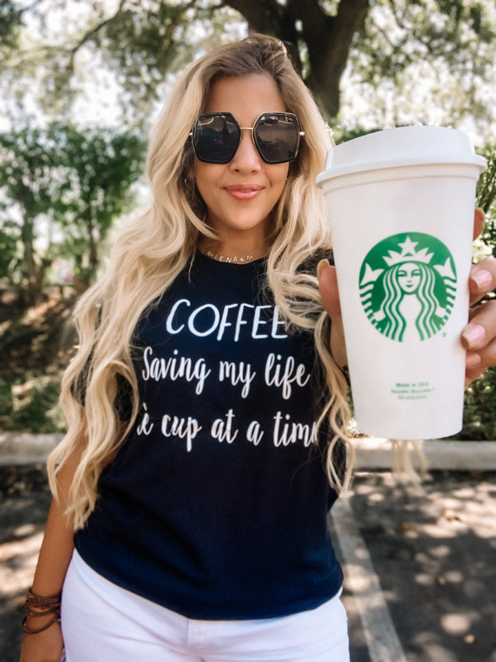 Coffee Lover Graphic Tee
