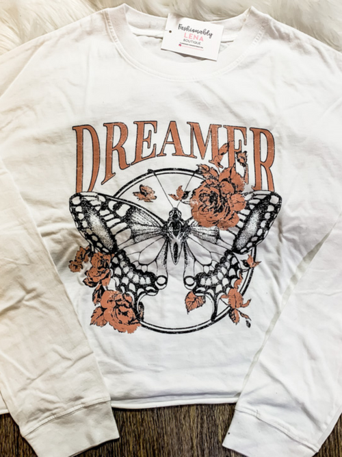 Butterfly Dream Tee