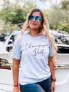 Champagne Diet Graphic Tee