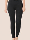 Moto Leggings Black