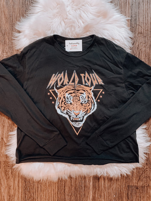 Wild World Tour Tee