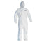 KLEENGUARD® WHITE COVERALLS A40 XL