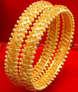 Thick Designer Bangles for Girls