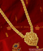 Unique Handmade Imitation Haaram Gold Plated Romanian Flower Design