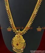 Grand Bridal Necklace Semi Precious Full MultiStone Imitation Jewelry