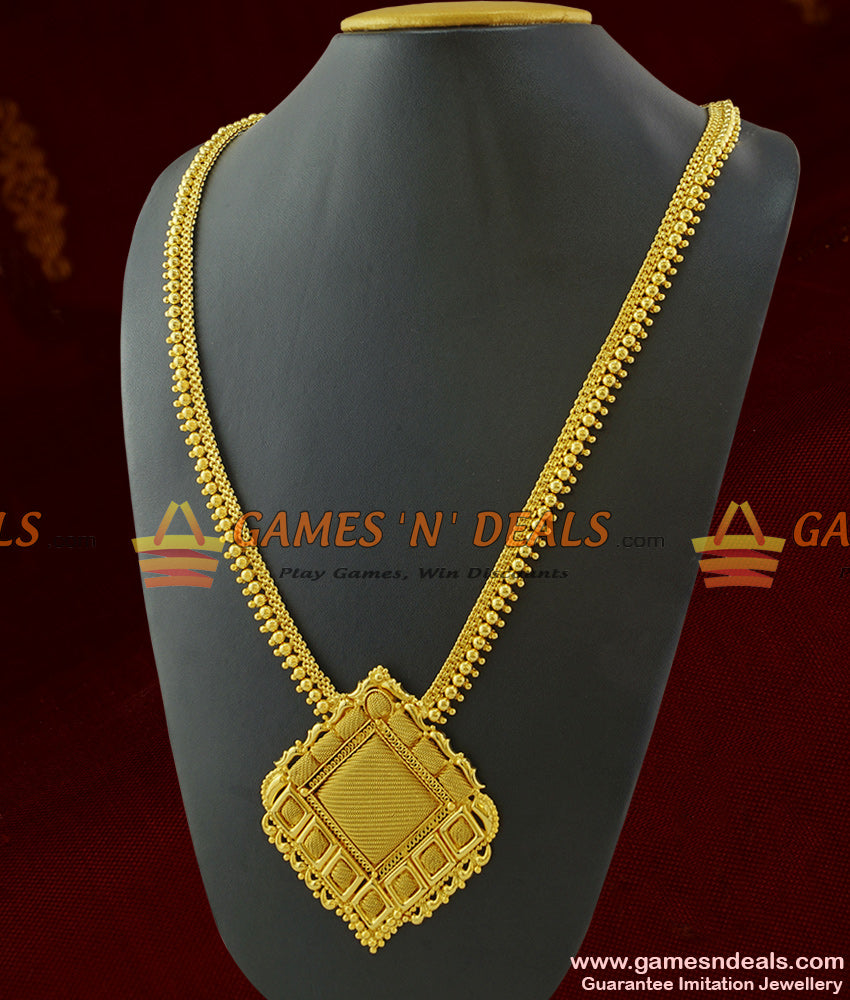 One Gram Gold Design Pure Gold Plated Big Dollar Haaram Online