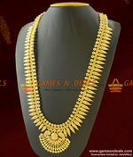 Grand Kerala Bridal Haaram for Marriage South Indian Imitation Jewelry