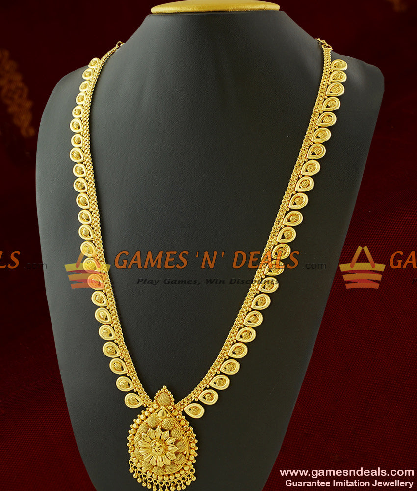 Bridal Wear Long Necklace for Marriage | Unique Bridal Collections