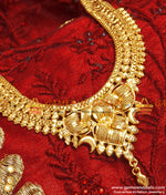 Traditional Tamilnadu Haaram South Indian Imitation Jewellery