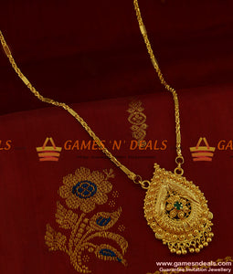 BGDR219 - Best Selling Kerala Design Dollar with Six Months Guarantee Online