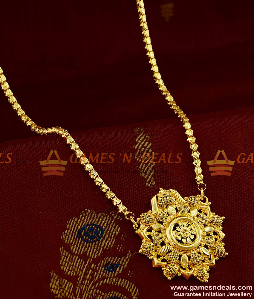 BGDR257 - Unique Handmade Flower Dollar with Box Chain Offer Price Online