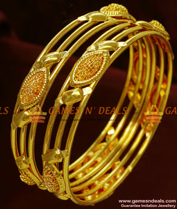 Latest Gold Tone Imitation Bangles