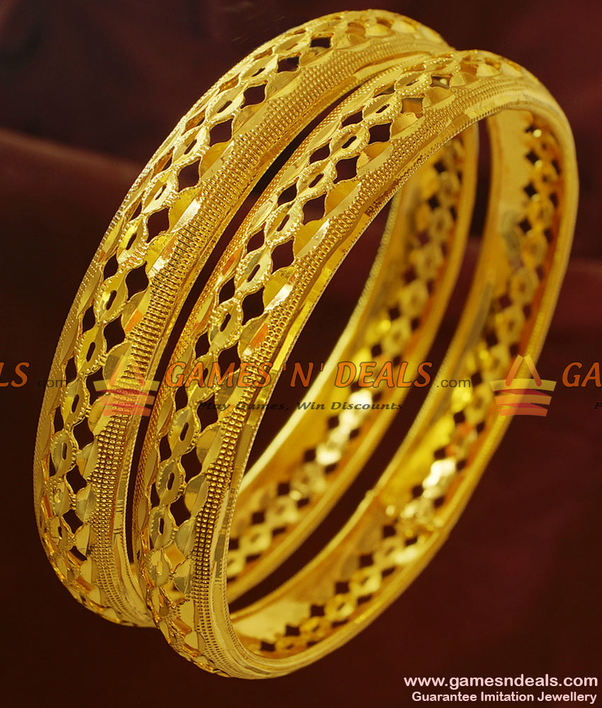 Knitted Design Imitation Bangles