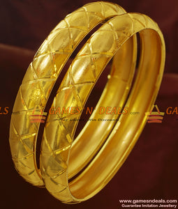 Attractive Real Gold Like Bangles