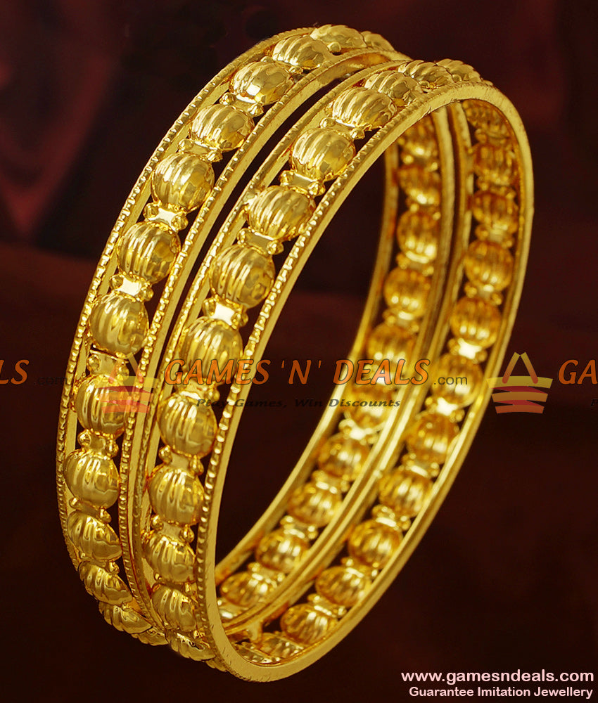 Light Weight Molded Design Bangles